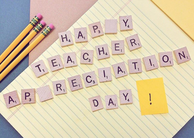 Happy Teacher Appreciation Day! Featured Photo