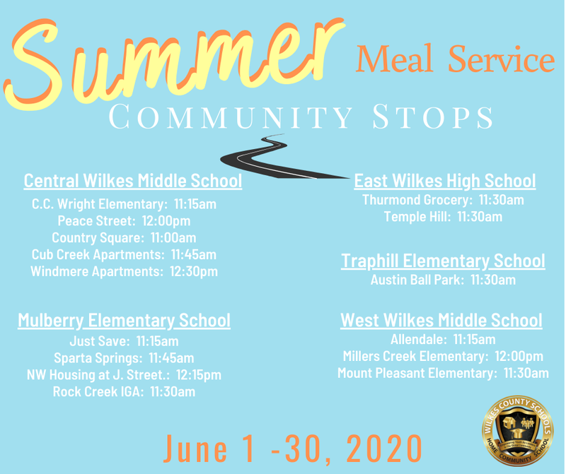 Summer Meal Service Thumbnail Image