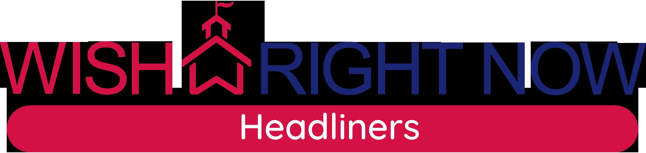 WISH Headliners logo