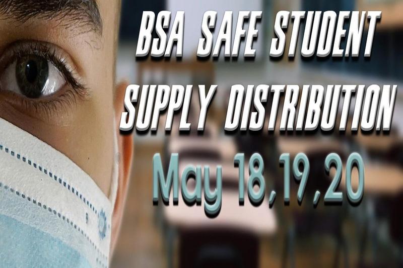Safe Student Supply Distribution