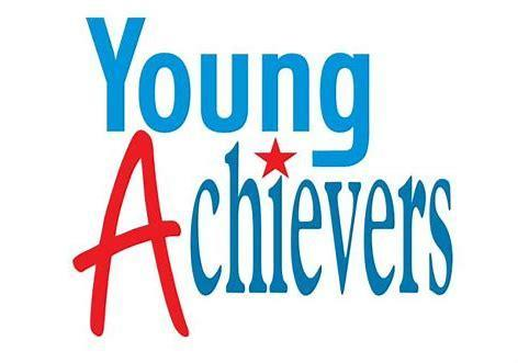 text saying Young Achievers