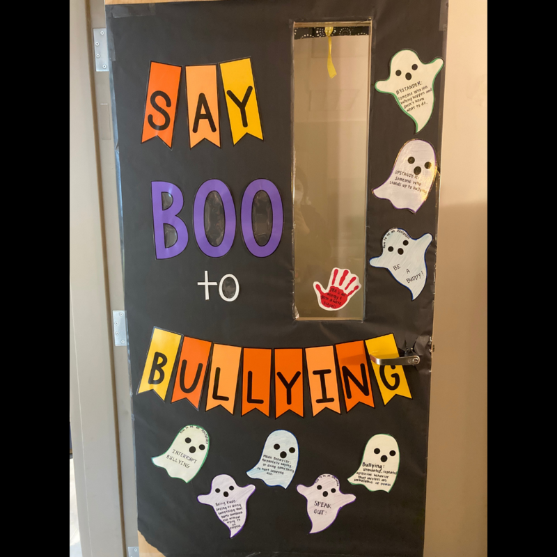 boo to bullying