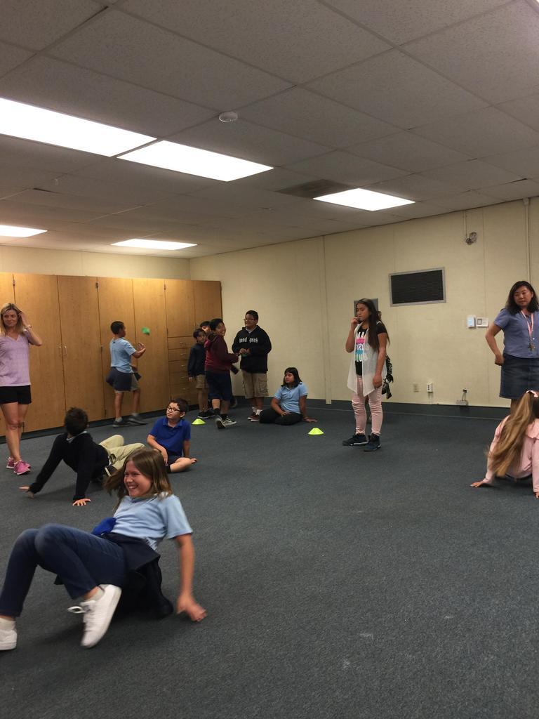 5th grade fitness