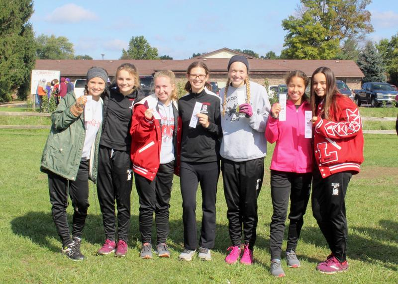 Congratulations Bishop Luers cross-country Thumbnail Image