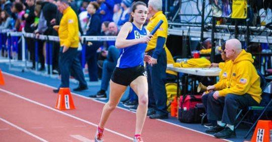 Julia Csorba AllState Athlete of the Week