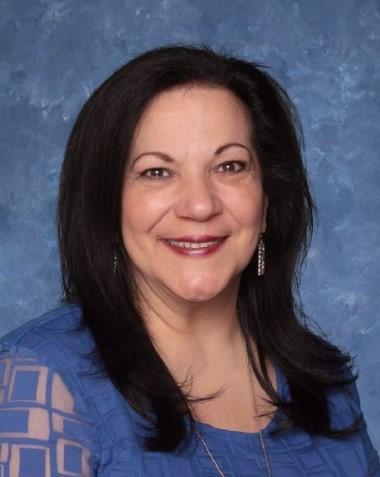 P.S. 215 parent coordinator Rosie Sallustio