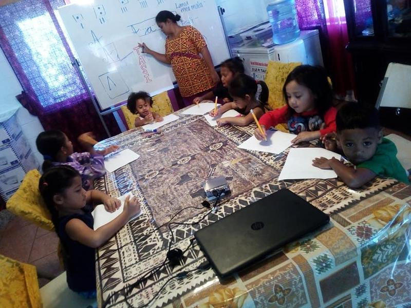 COMMUNITY OFFICE CONTINUES  A'OGA SAMOA I AFIOAGA (ASIA) Featured Photo