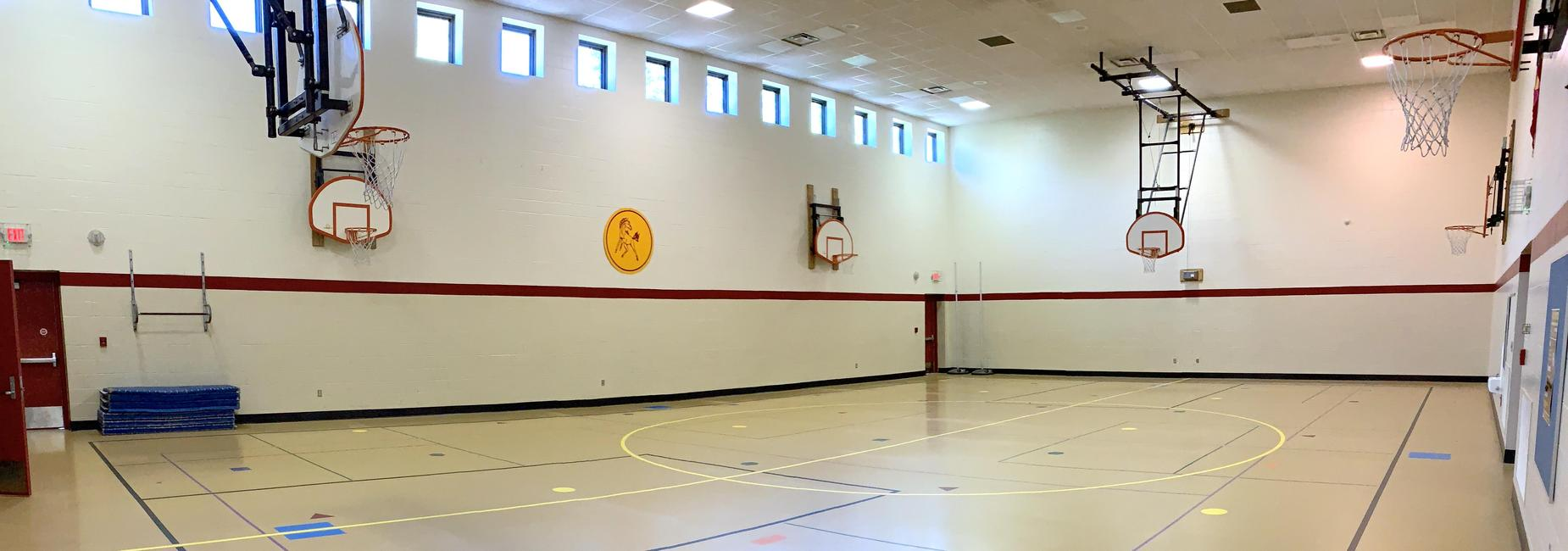 Prairie City Elementary Gym