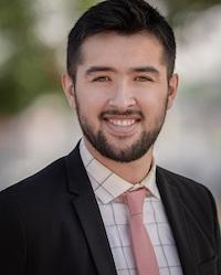 Photo of Financial Analyst, Carlos Pina