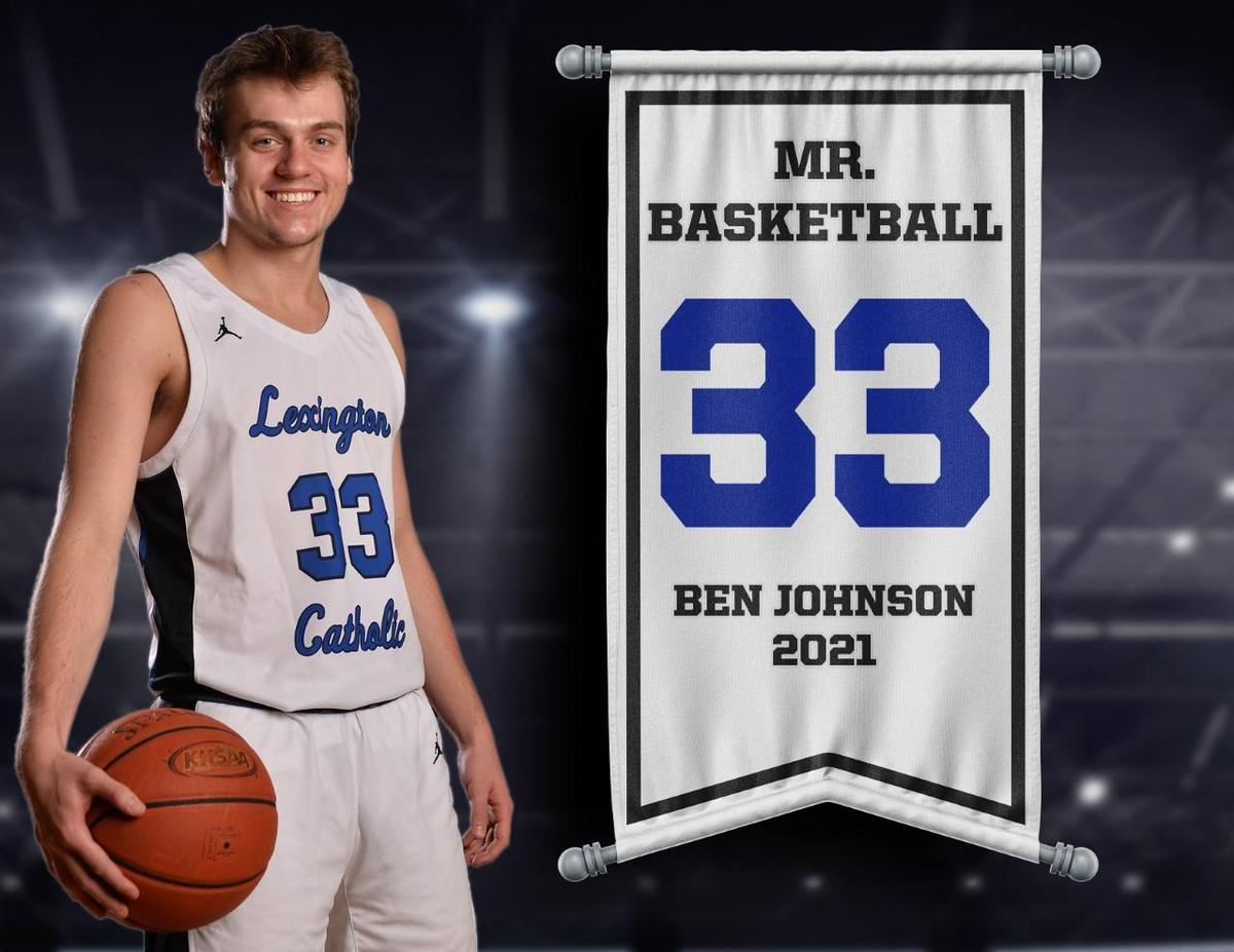 Ben Johnson - Mr Basketball