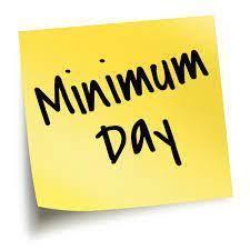 Reminder: Minimum Days October 18th - 22nd Featured Photo