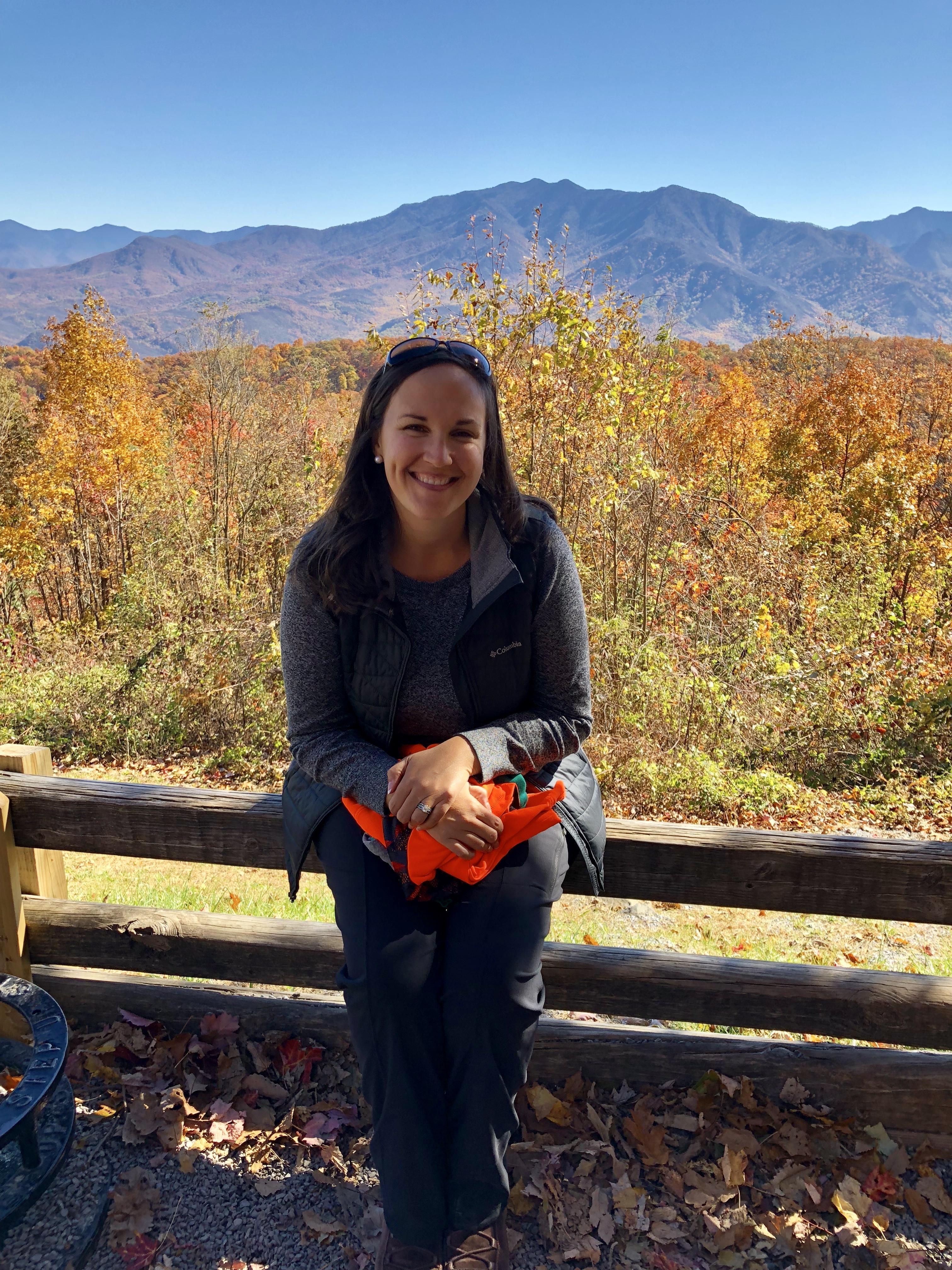 I love fall in TN!