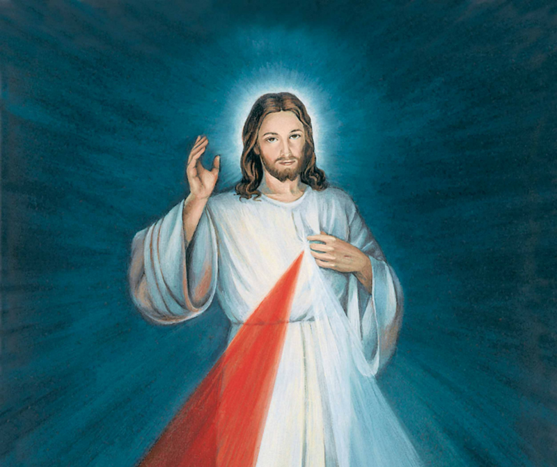 Pray for Divine Mercy Thumbnail Image