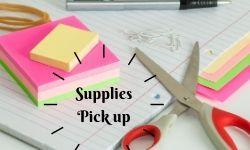 IMPORTANT -  Parent Letter Announcing Student Supplies Pickup Featured Photo