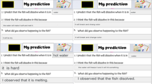 4 predictions for water collage