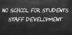 No School Staff Development.jpg