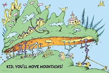 Image: Kid, you'll move mountains