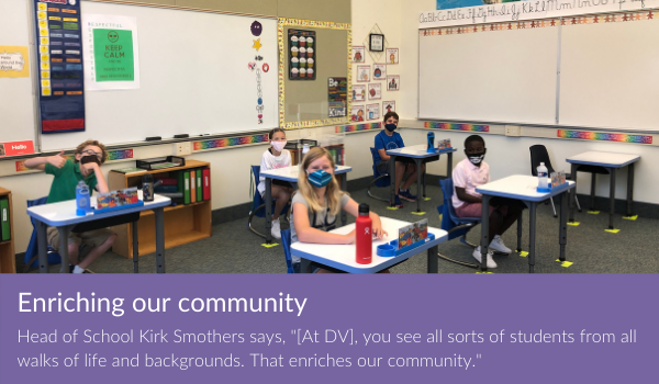 Enriching our community