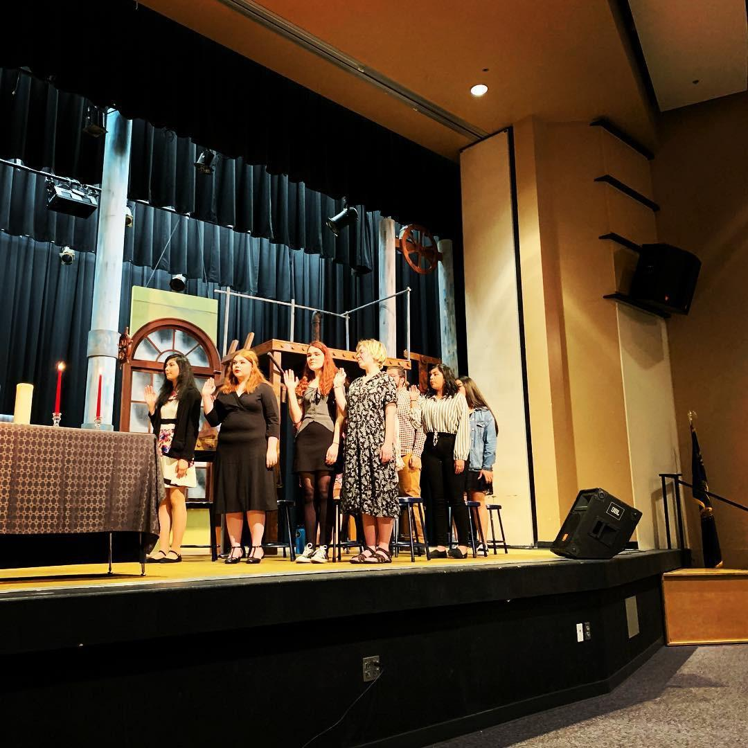 NHS Induction Assembly