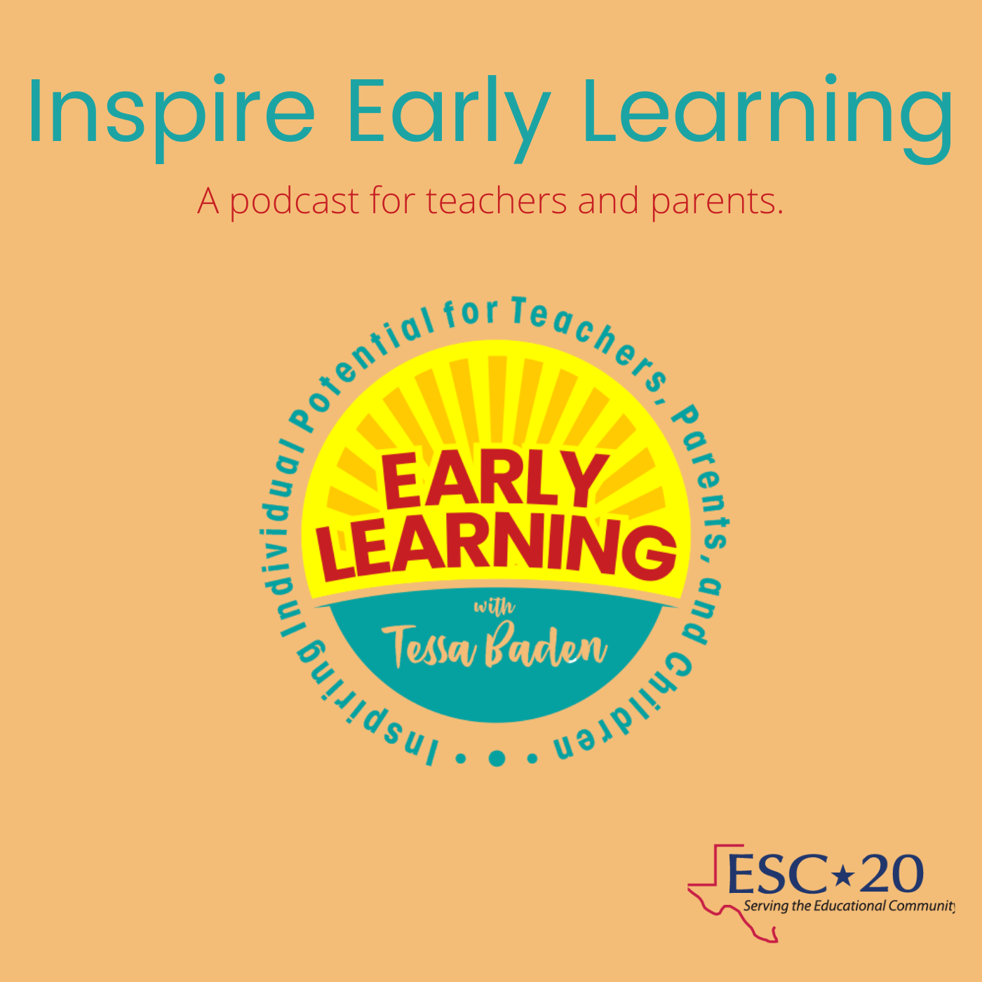 Inspire Early Learning Podcast Art