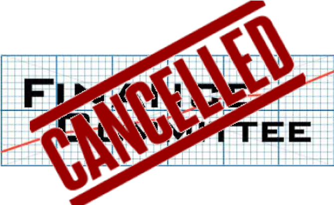 -CANCELLED-   Tierra Encantada Finance Committee Featured Photo