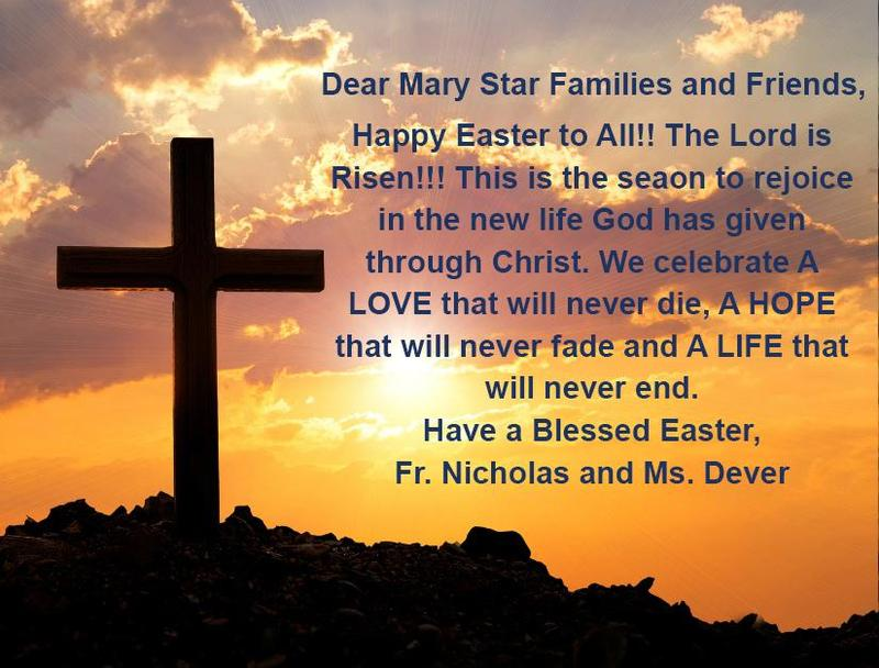 Happy Easter From MSHS Featured Photo