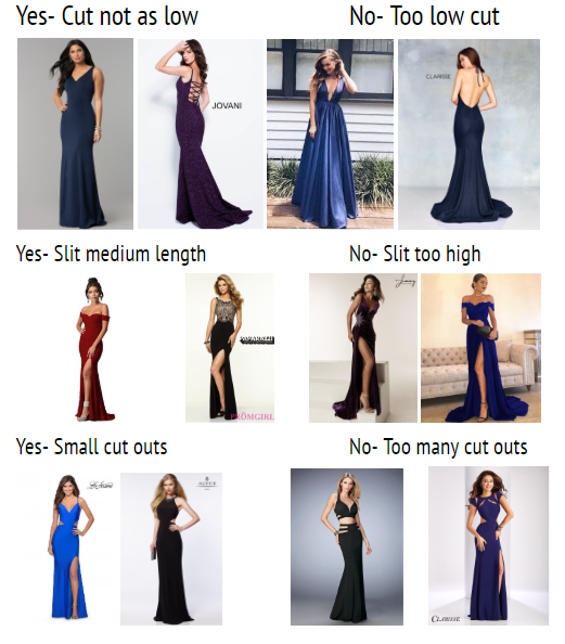 Prom Dress Code Dos and Don'ts