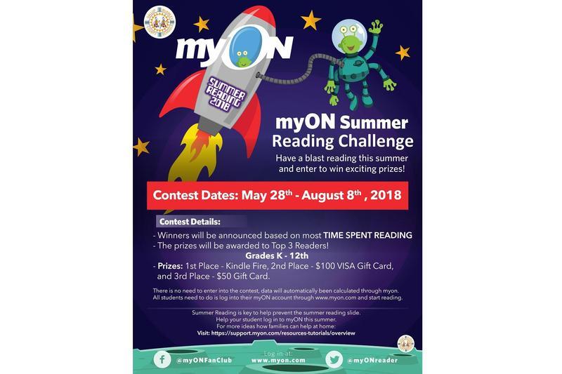 Summer Reading Challenge 2018