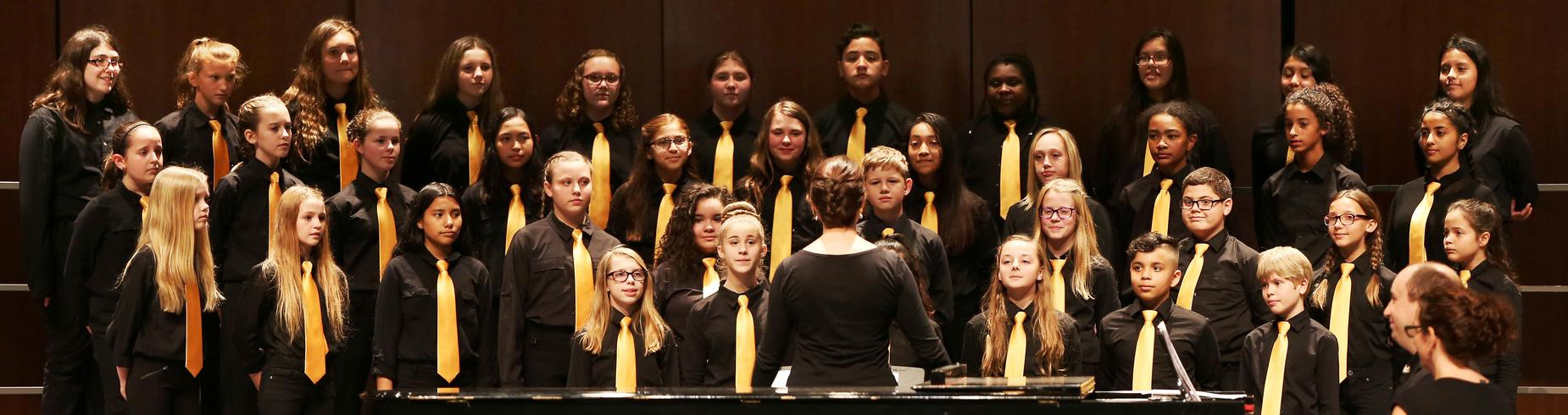 chorus student performance