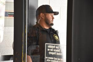 ASD's School Resource Officer Deputy James Martinez