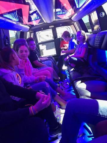 Big Kahuna Party Bus