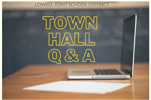 Town Hall Q & A Featured Photo