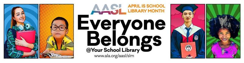 Library Month - April