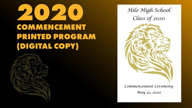 Download 2020 Commencement Printed Program Featured Photo