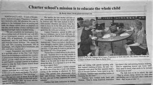 Davis County Journal News Article