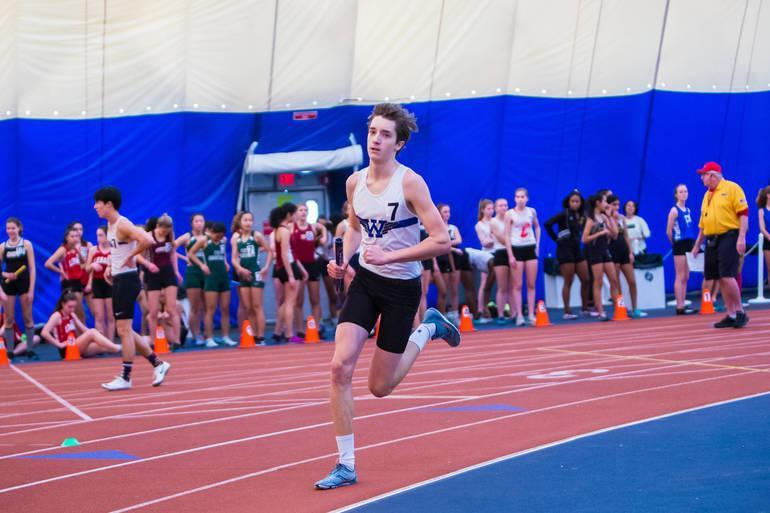 Charlie Stock Allstate Athlete of the Week