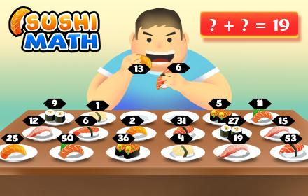 Sushi Math