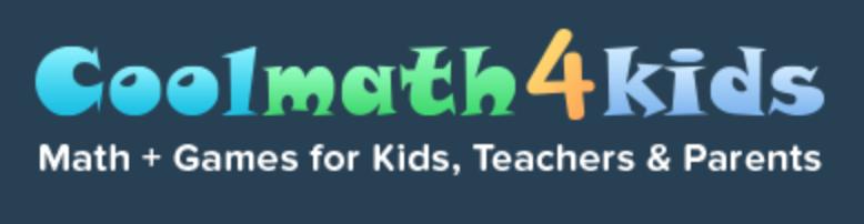 Logo: Cool Math 4 Kids