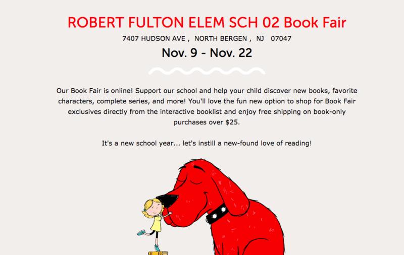 Online Scholatic Book Fair Featured Photo