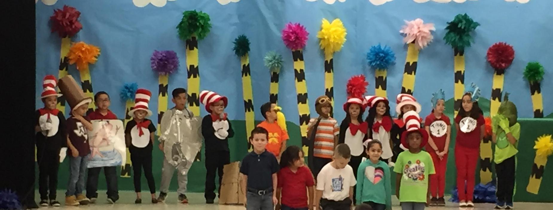 First Grade Seussical