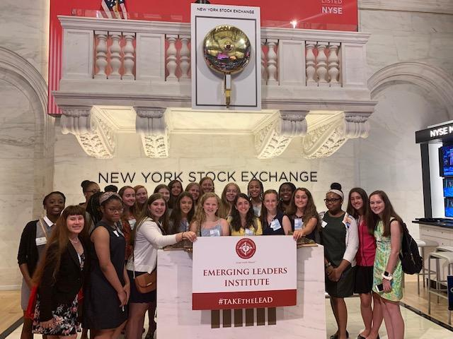 Rising Sophomores Take the Lead in Second Annual Emerging Leaders Institute Featured Photo
