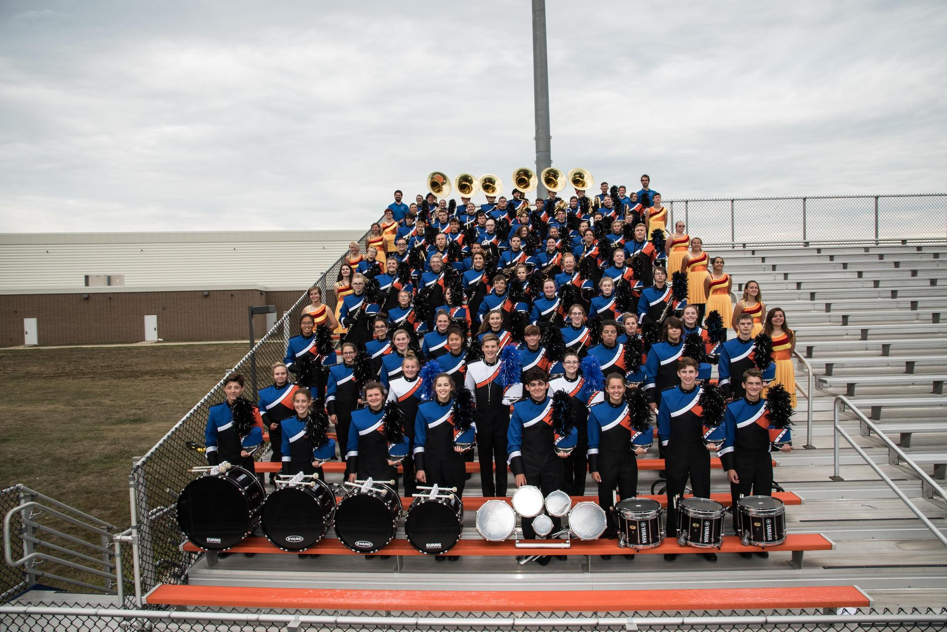Full Band 2019-2020