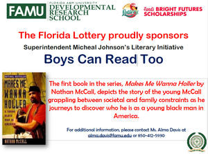 Boys Can Read, Too Flyer
