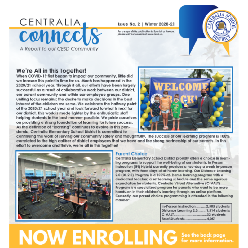 Centralia Connects: Issue#2