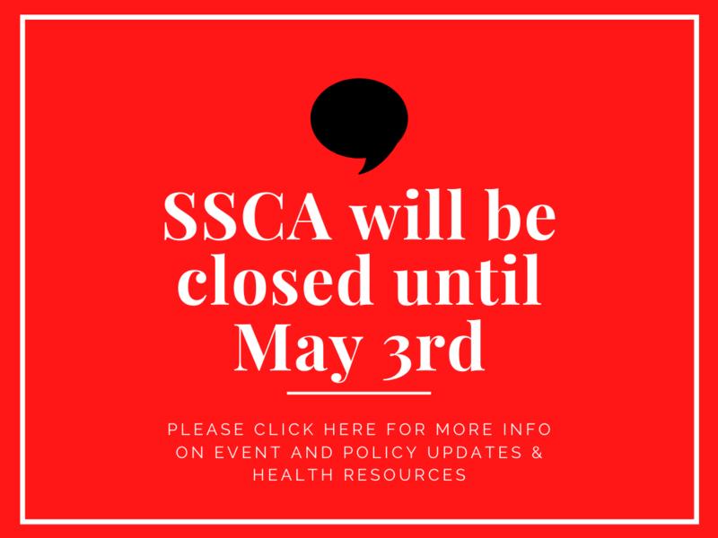 SSCA Closed