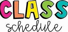 Our Distance Learning Class Schedule Featured Photo