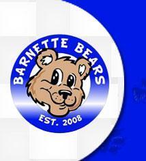 Barnette Elementary School Bears Logo