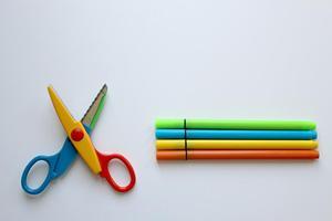 Photo of Scissors and Pens