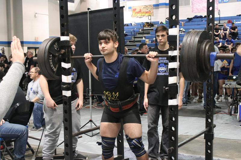 Bears Win 1st at Lindale Powerlifting Meet Featured Photo