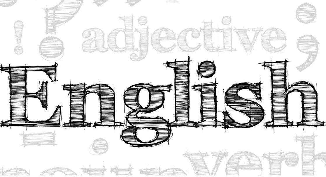 English language clipart